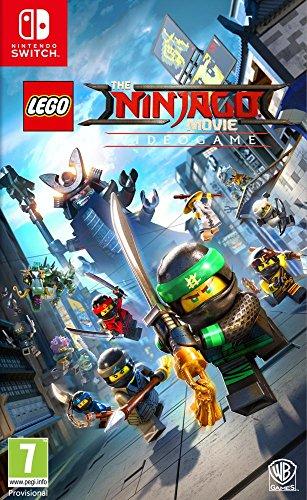 Juegos Nintendo Switch Lego Ninjago Marca Warner Bros Games