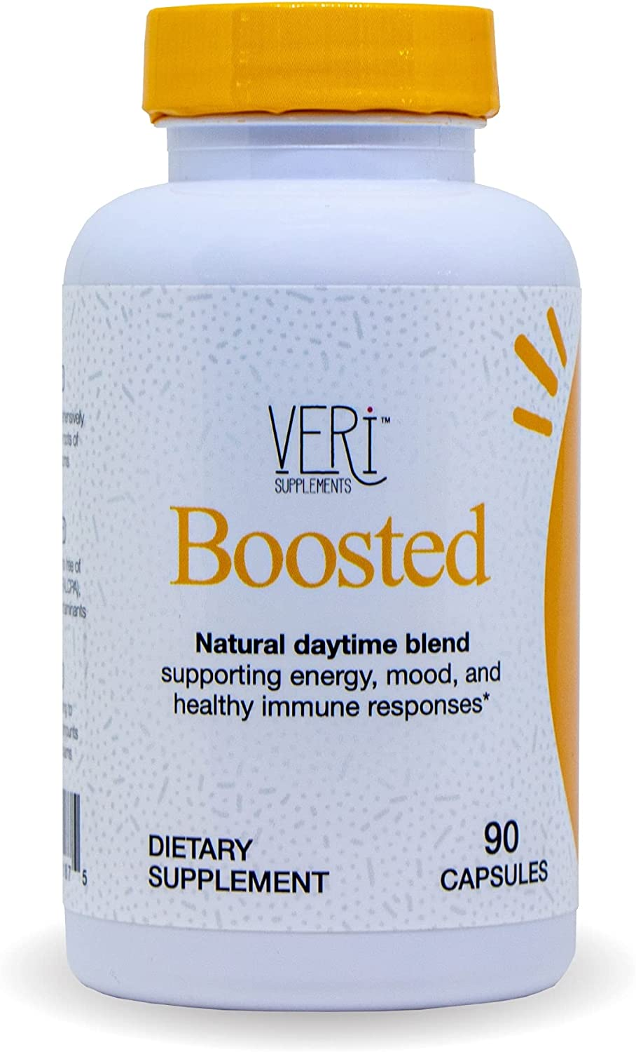 Veri Weekly update Boosted Natural Daily bargain sale Immune Supplement Vegan Free Gluten L-Ty