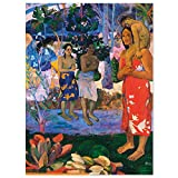JUNIWORDS Poster, Paul Gauguin, La Orana Maria, Gegrüßt