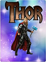 Kid's Thor Microfiber Large Beach-Towel Pool-Towel,Easy Care,Maximum Softness And Absorbency