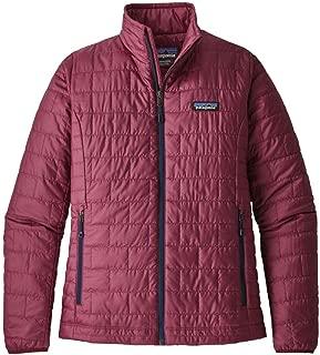 Best patagonia nano puff jacket red Reviews