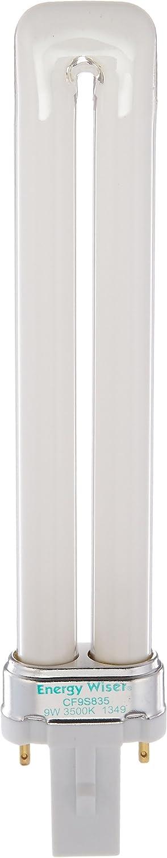 Bulbrite 860480 9 Wholesale W Dimmable T4 Direct store Shape Bulb Pa 10 CFL G23 Base