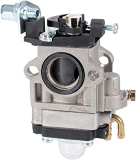 uxcell Carburetor Carb for 43cc 49cc 2 Stroke Engines 15mm Intake Hole Mini for Quad Gas Scooter X1 X2 X3 X7