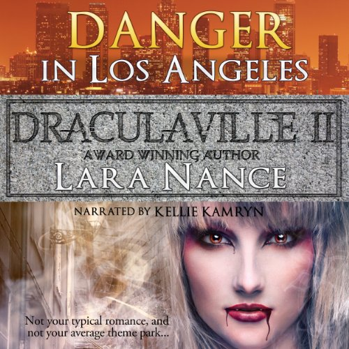 Danger in Los Angeles audiobook cover art