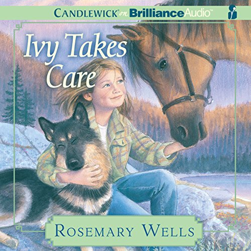 Ivy Takes Care audiobook cover art