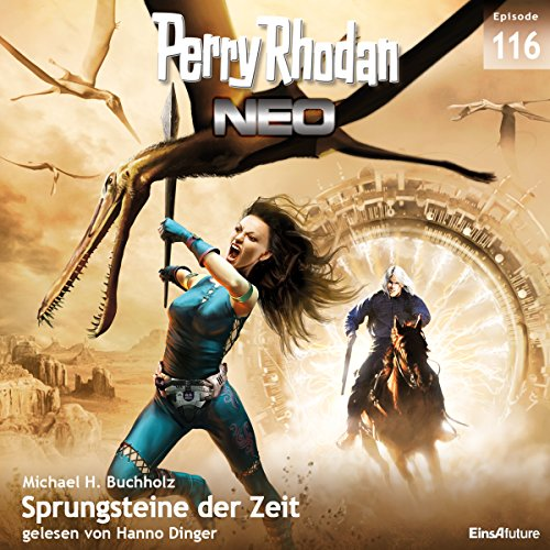 Sprungsteine der Zeit audiobook cover art