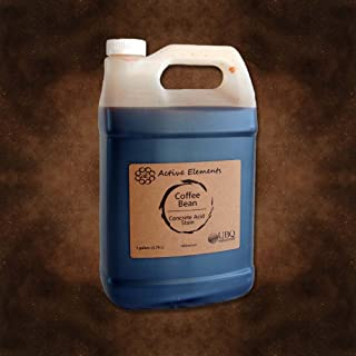 Contractors Choice Concrete Acid Stain 1 Gallon Coffee Bean (Dark Brown to Black)