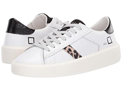 D.A.T.E. Ace (White/Black) Women