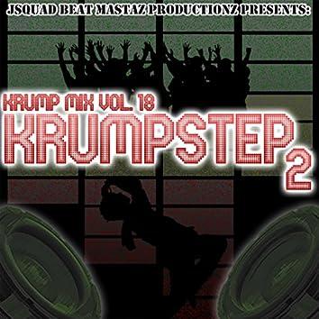 """J-Squad Krump Mix, Vol. 18: """"KrumpStep 2"""""""