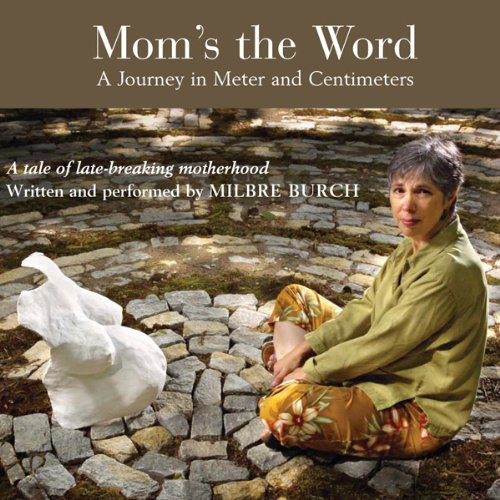 Mom's the Word audiobook cover art