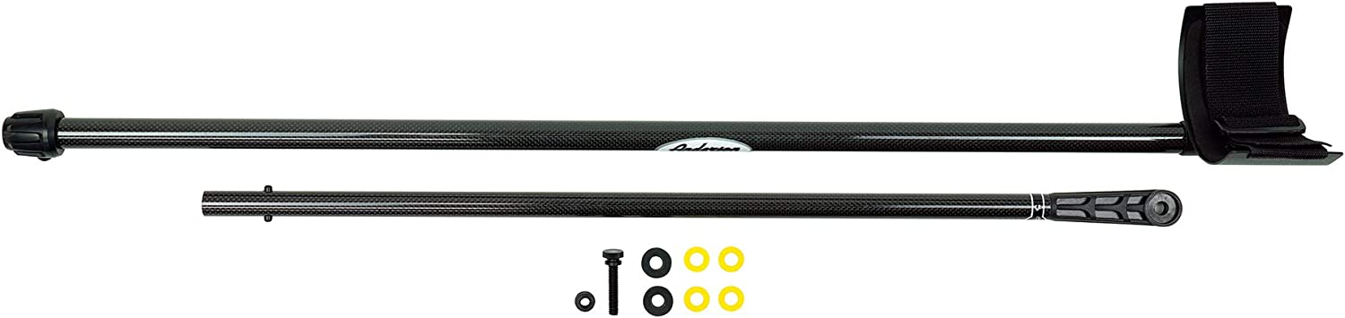 Anderson Dallas Mall Carbon Fiber Shaft and Minelab Finally resale start Equinox Lower for Rod