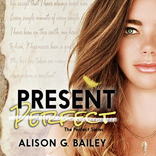 Present Perfect audiobook cover art