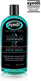 Zymol Titanium Auto Wash - 20 oz. Hardened Concentrate