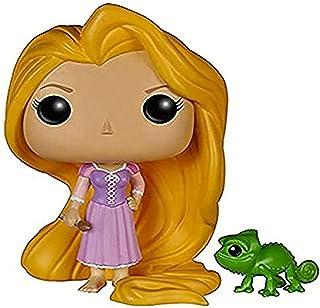 Funko POP Disney Enrolados: Rapunzel & Pascal