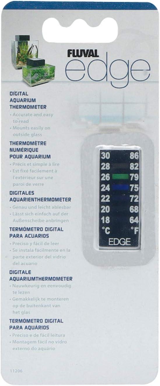 Fluval EDGE Digital Aquarium Thermometer