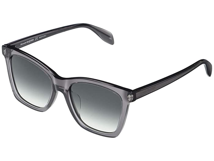 Alexander McQueen  AM0238SA (Grey) Fashion Sunglasses