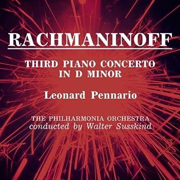 Rachmaninoff Third Piano Concerto
