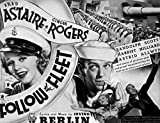 Fred Astaire and Ginger Rogers as Lovers in Follow The