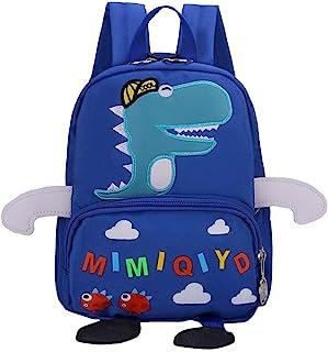 Dinosaurio Mochila para niños, Animal Mochila Escolar Toddler Kids Mochila Escolar para niños pequeños, Linda Bolso Bebe Escuela Dibujos Animados para niña y niño