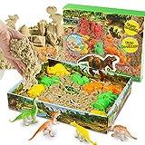Magicfun 3D Sand Set Beinhaltet 500g natürlichen Indoor Spielsand