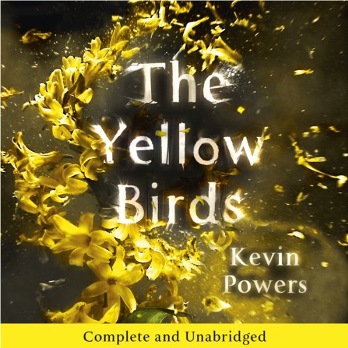 The Yellow Birds audiobook cover art