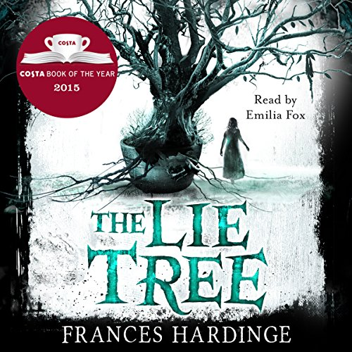 The Lie Tree audiobook cover art