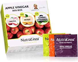 3x NutraLinea Apple Vinegar Mix Box | Erfrischungsgetränk i
