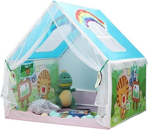 Kinderhaus Spielzeughaus Hausprinzessin Zelt für Kinder