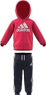 adidas Children's I Logo Fz Hd Fl Sweatsuit