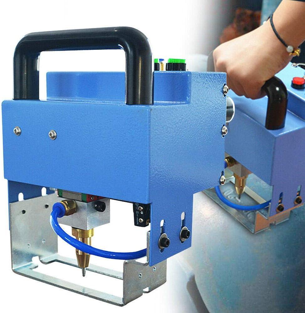 Portable Popular overseas Dot Marking Machine Safety and trust Fla Pneumatic Metal