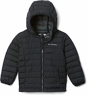 Columbia Boys' Powder Lite Hooded Jacket