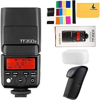 Godox TT350S Mini 2.4G TTL HSS 1/8000S GN36 Inalambrico Camara Speedlite Flash para Sony A7 A7R A7RII A58 A99 A6000 A6500 ...