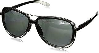 Oakley Aviator Sunglasses for Women, Purple, 0OO4129 41290558