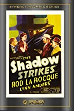 Shadow Strikes Scourge of the Underworld 1937