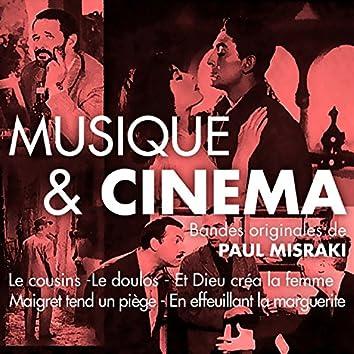 Musique & cinéma : des années 50 à la Nouvelle Vague (Bandes originales de films)  [Versions remasterisées]