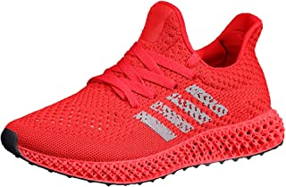 Men Anti Slip Mesh Gym Sneakers Breathable Casual Athletic Shoes Low Top Walking Sports Shoes
