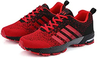 feelingood Men Running Shoes Walking Tennis Athletic Trail Runner Casual Sneakers