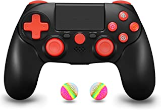 Wireless Controller for PS4, Gamepad Remote for Sony Playstation 4 PS4/ Pro/Slim/DualShock 4/ PC, Including Charging Cable...