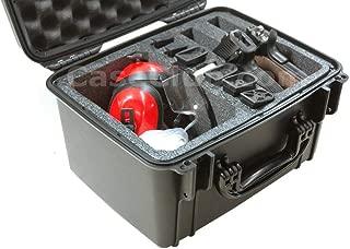 Case Club 2 Pistol Waterproof Cases