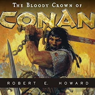 The Bloody Crown of Conan cover art