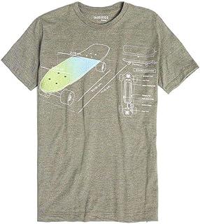 T-Shirt Estampada Infantil Masculino Verde