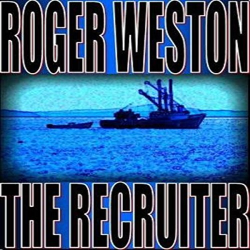 The Recruiter audiobook cover art