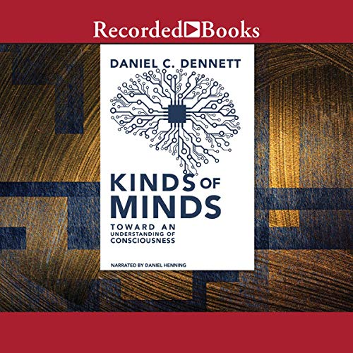 Kinds of Minds audiobook cover art