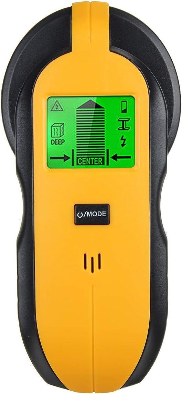 FJZ-FJZ TH250 LCD Fashionable Over item handling ☆ Backlight Digital Wall Metal Wood Detector Stu