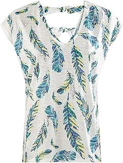 6a2a7b8c29ef5c Amazon.fr : Promod - T-shirts, tops et chemisiers / Femme : Vêtements