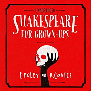 Shakespeare For Grownups   cover art