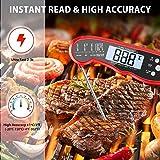 Zoom IMG-1 nixiukol termometro cucina digitale lettura