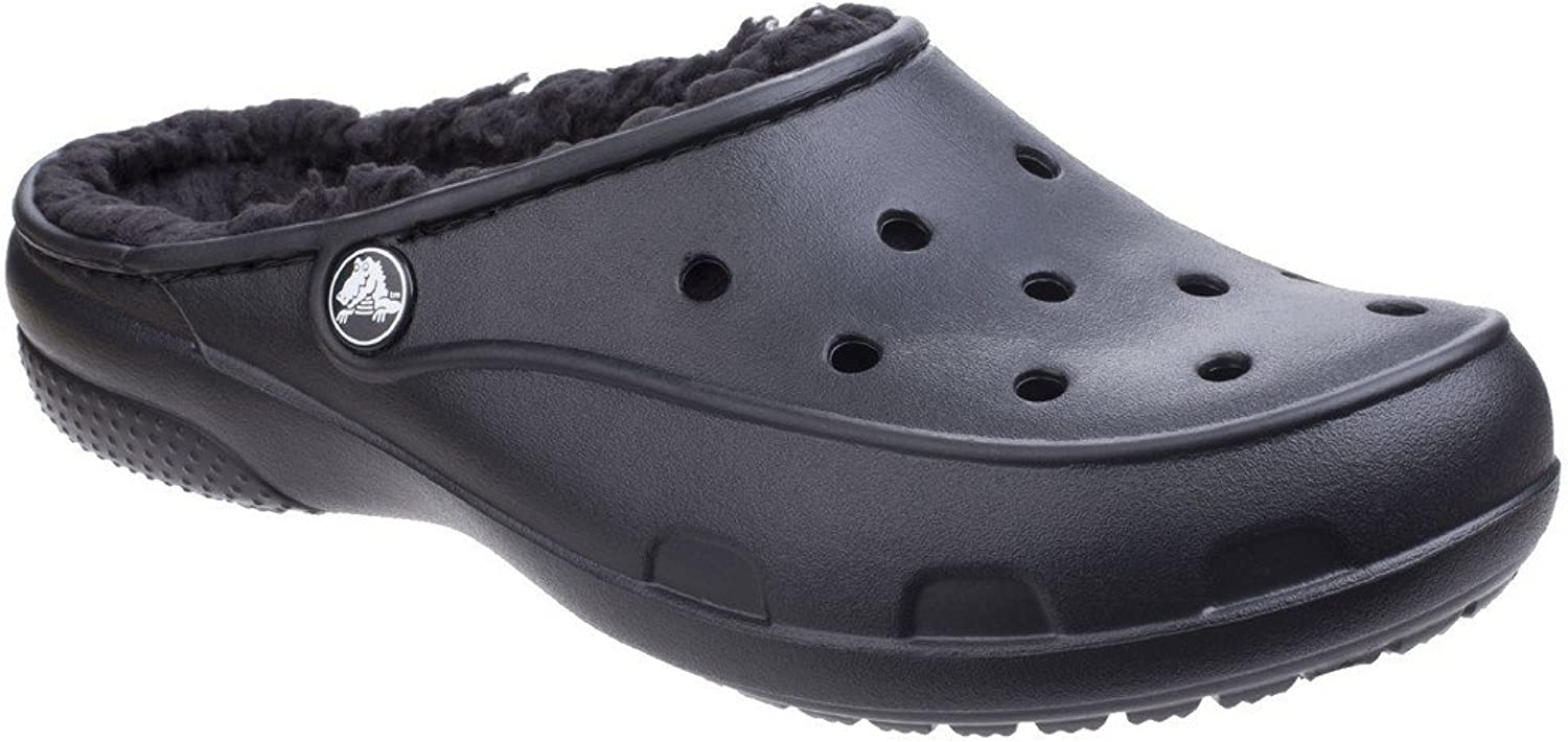 Crocs Womens Ladies Plushlined Clogs