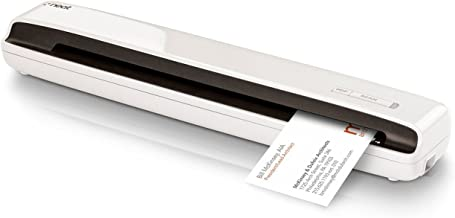 NeatReceipts Mobile Scanner and Digital Filing System - Dual Platform for MAC and WINDOWS with [bonus] Carry Case