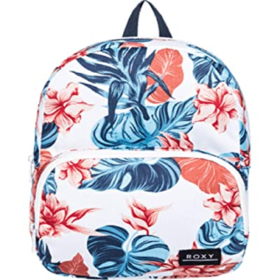 Roxy Always Core Extra Small Backpack (Bright White Standard) Backpack Bags
